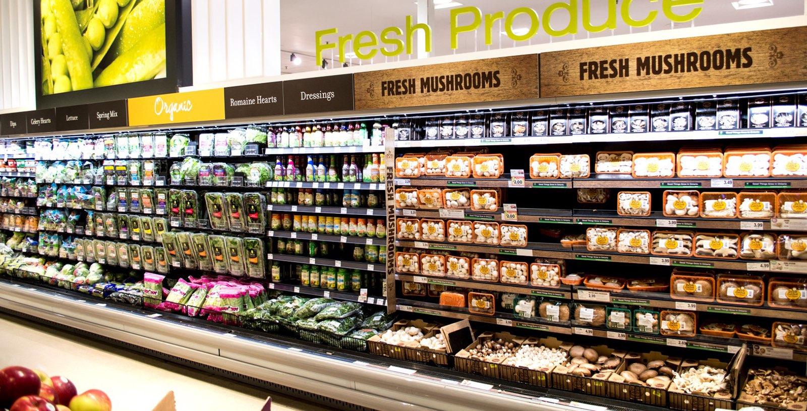 Grocery & Bulk Food