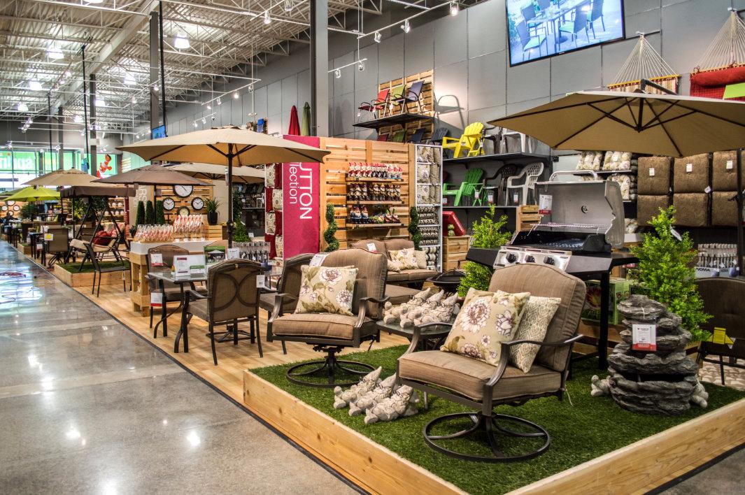 custom retail fixtures design