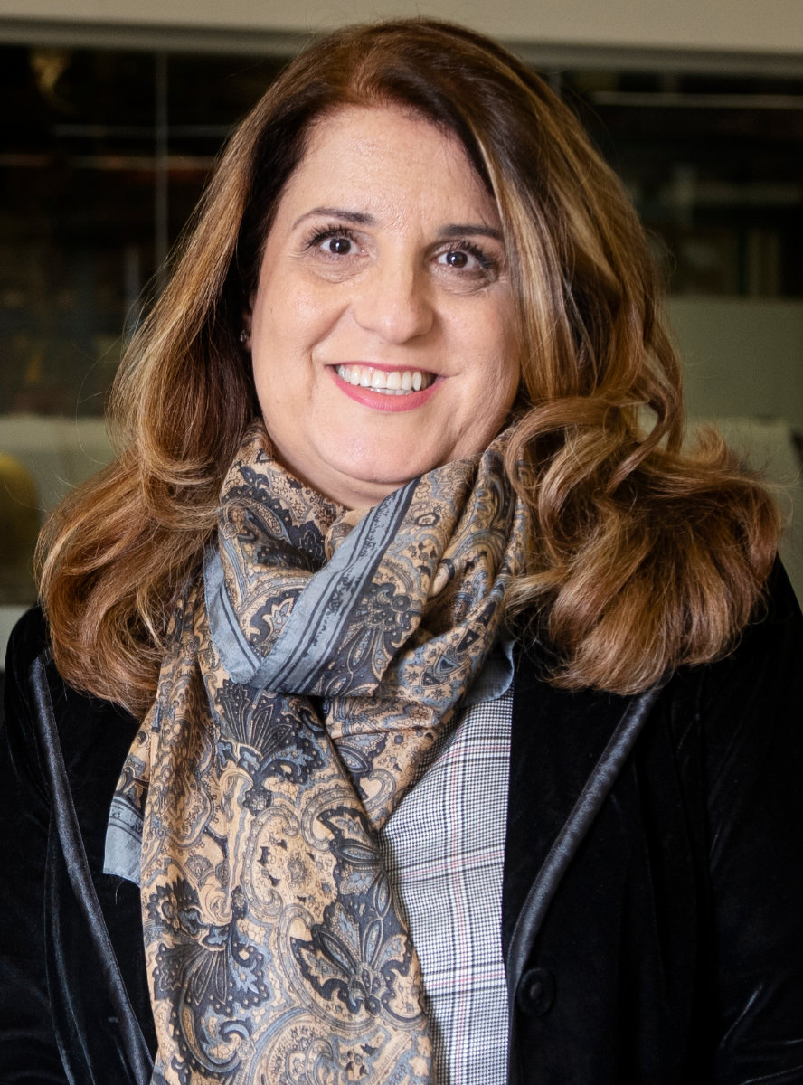Luisa Loffreda, Vice President Operations