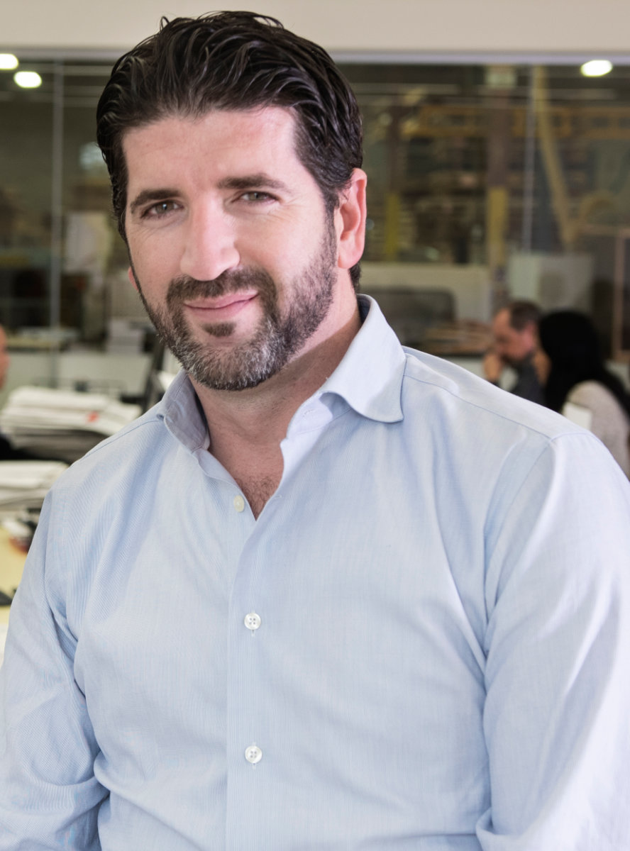 Michael Benarroch, General Manager