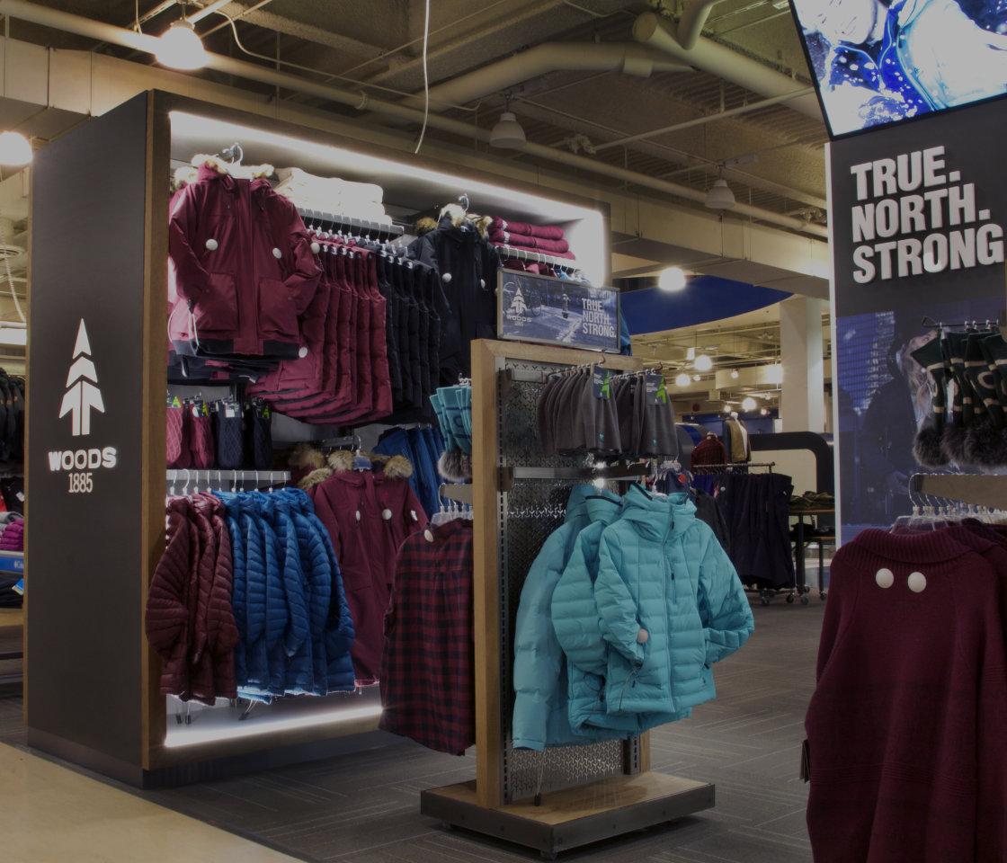 Lighting Retail Stores: Accent Lighting Design Impacts Sales: Retail Lighting 101