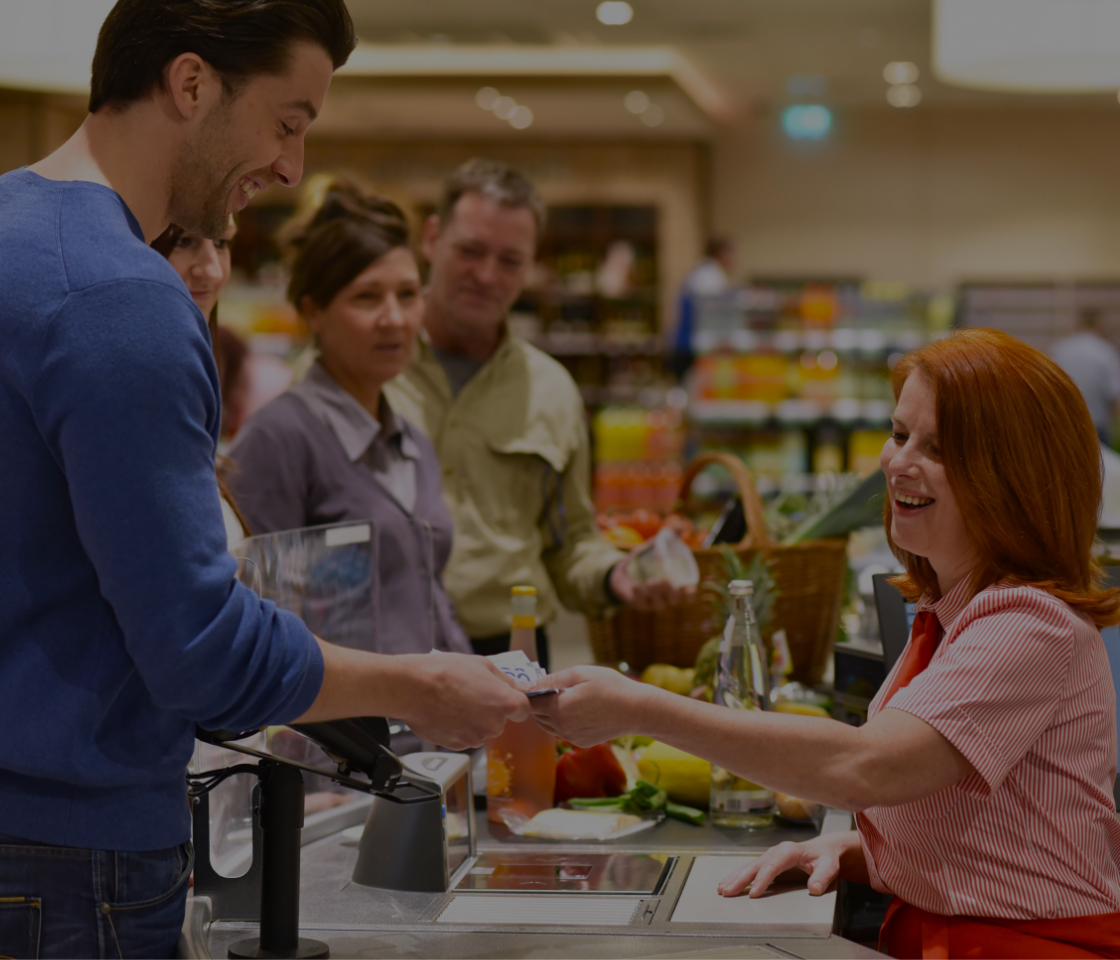 Employee behaviours leading to an enjoyable customer experience