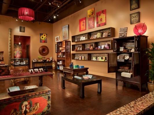 traditional retail environment