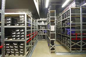 cbsf stock room