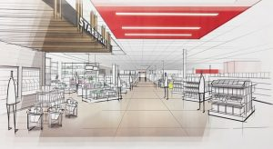 New Target Store Design