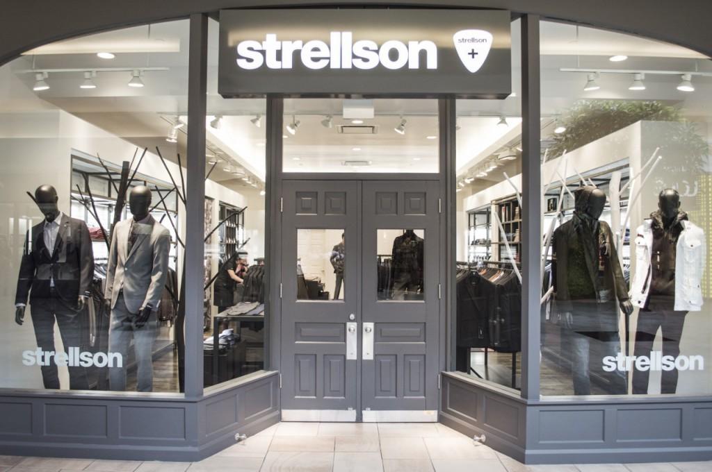 Strellson store